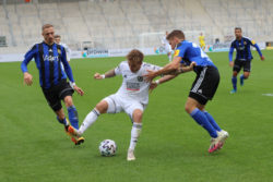 Auswechselungen zünden: FCS entreisst Haching die Punkte