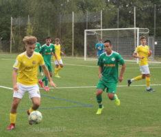 FCS: A-Jugend überzeugt gegen Homburg
