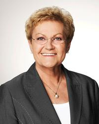 Sozialministerin Monika Bachmann