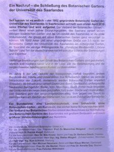Nachruf Botanischer Garten-29.06.16