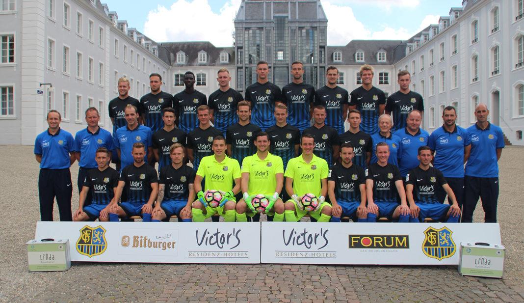 FCS 2016 Mannschaftsfoto 1600px