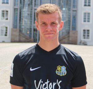 Manuel Zeitz: Rückkehr zum SC Großrosseln - für ein Spiel.