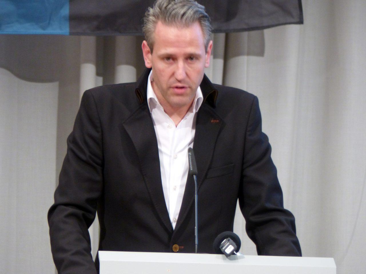 Michael Haubrich verwies auf seine Kompetenz in Sachen Stadionvermarktung und wurde direkt gewählt.