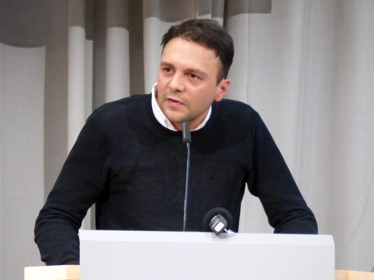 Salvo Pitino lieferte eine gute Rede, doch seine Vergangenheit war wohl ausschlaggebend dafür, dass er nicht reüssierte.