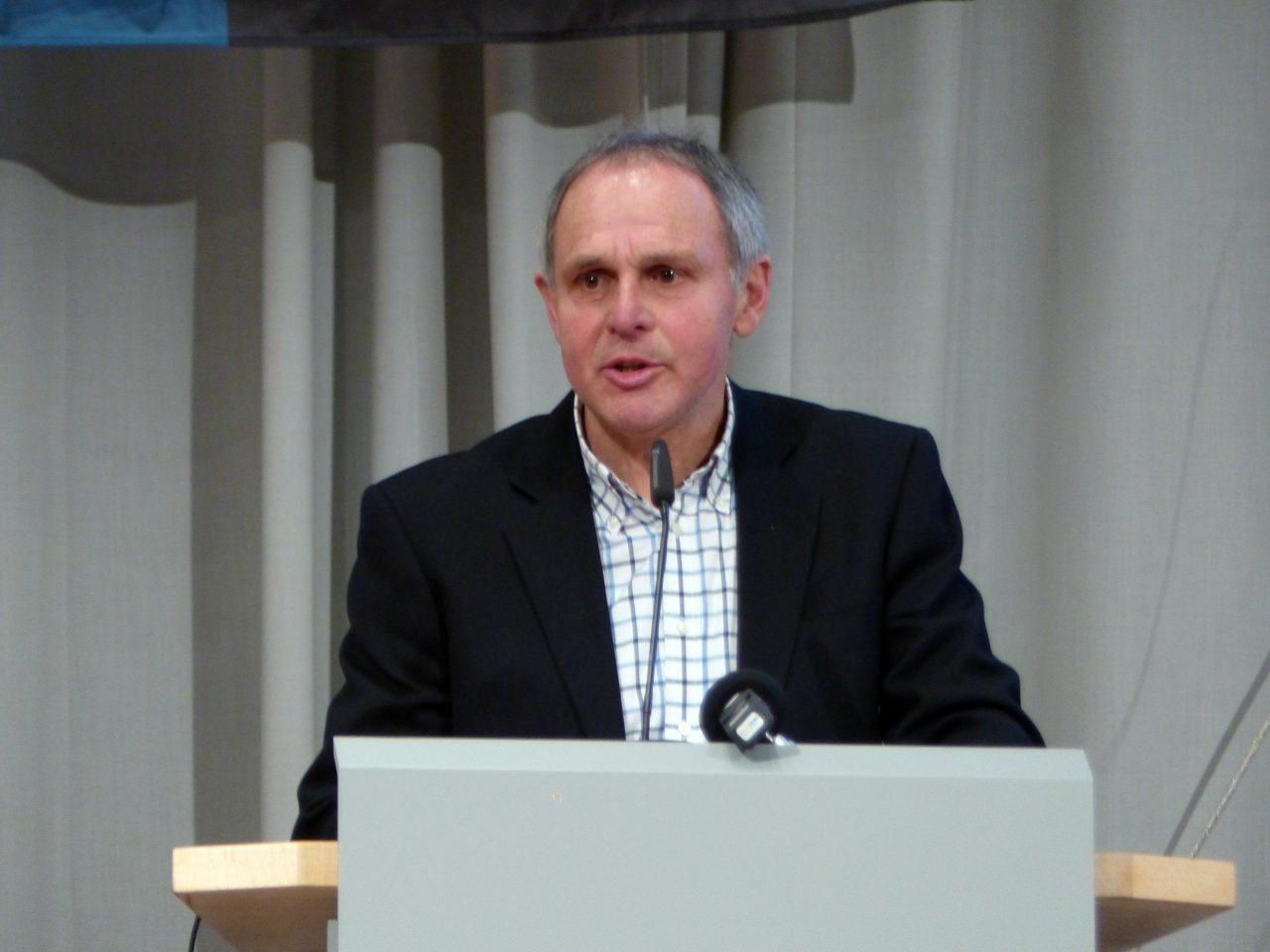 Wolfgang Seel erreichte das mit Abstand beste Ergebnis. Das wunderte niemand. Er ist neben Dieter Ferner sicherlich die wichtige Integrationsfigur im Verein.