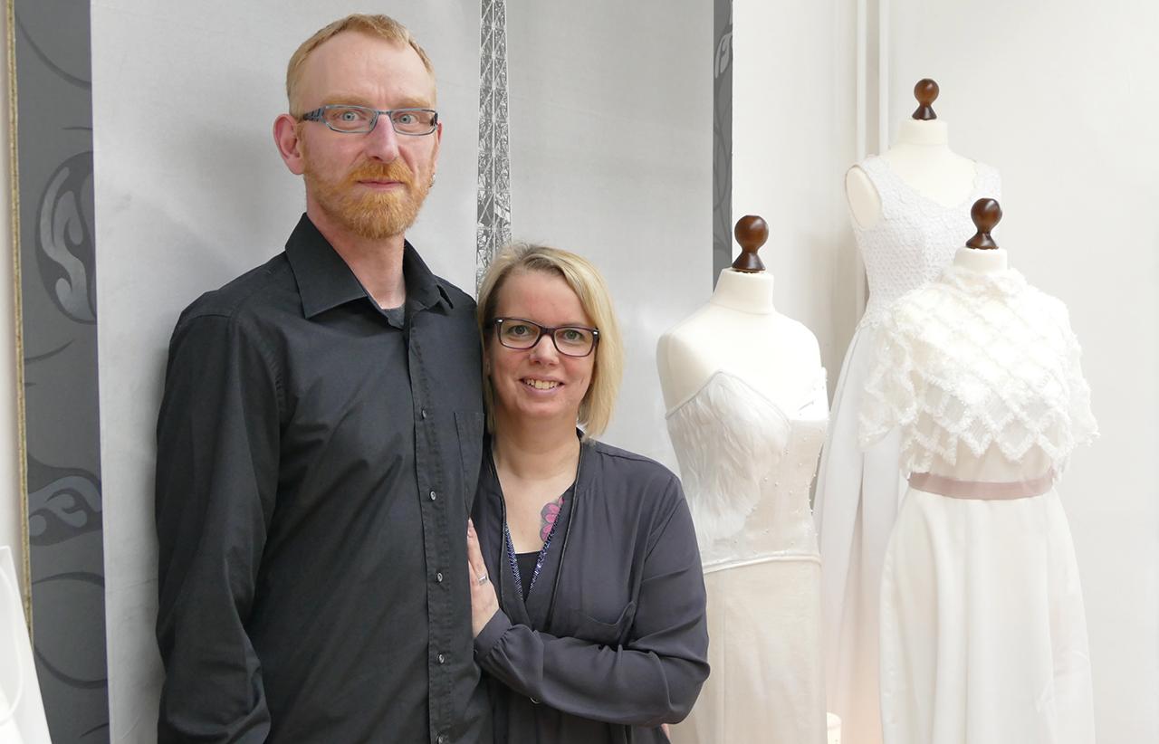 Petit Paris Neues Geschaft Fur Brautmoden In Sulzbach Saarnews