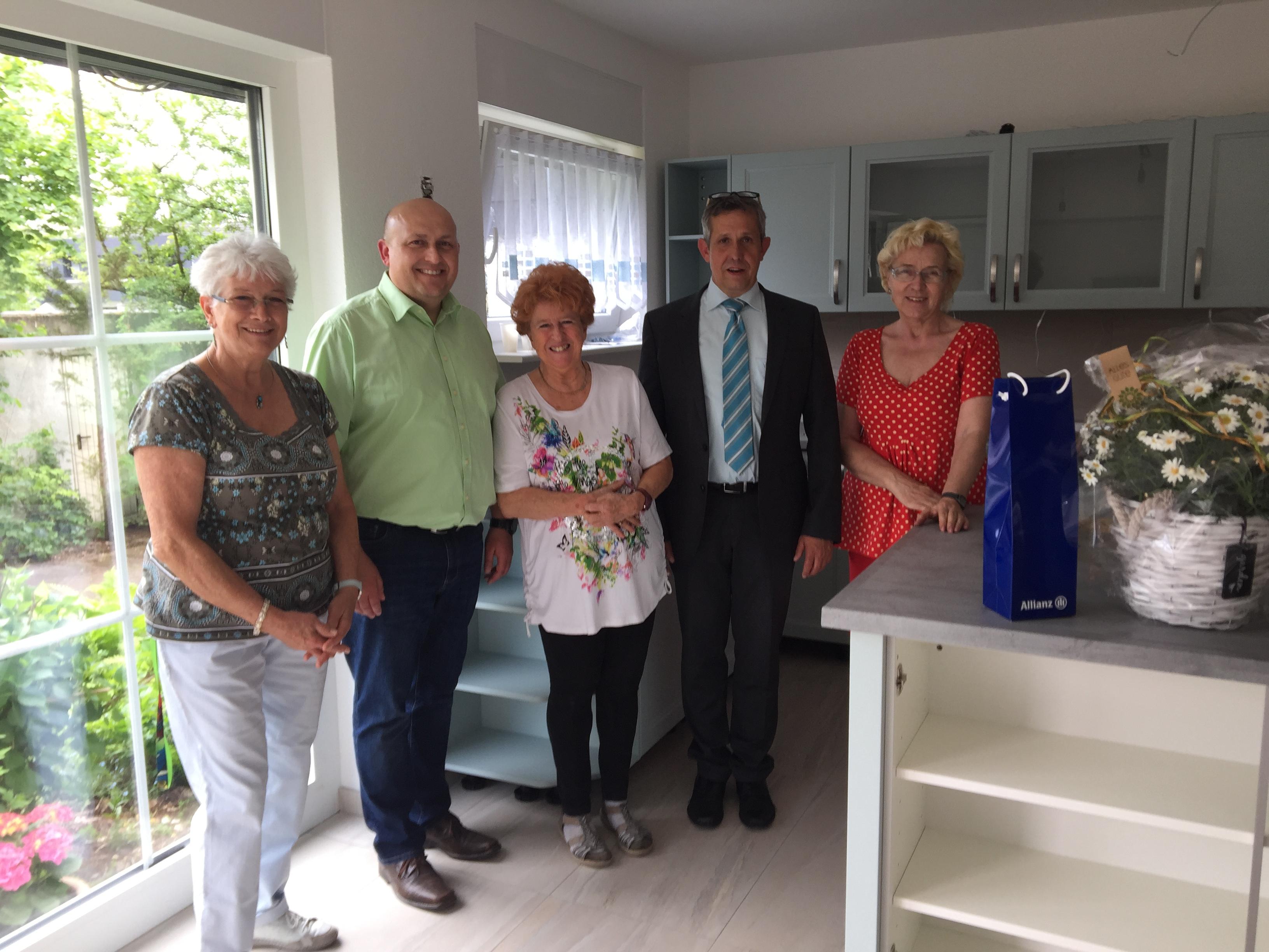 Möbel Martin Unterstützt Brandopferhilfe Saarland Saarnews