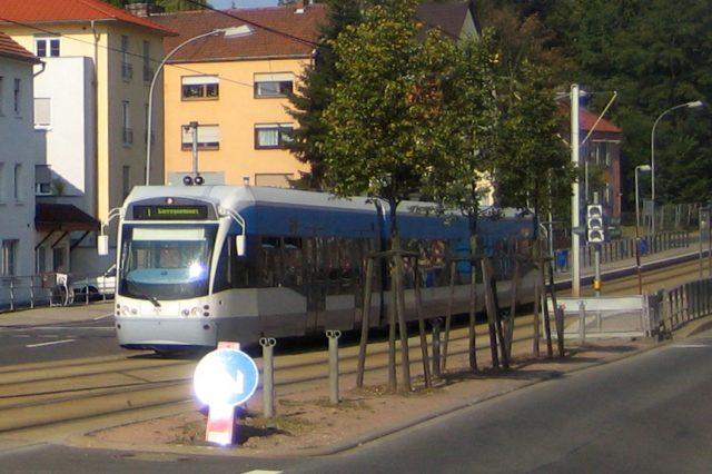 Notfahrplan Saarbahn Streicht 321 Verbindungen Pro Woche