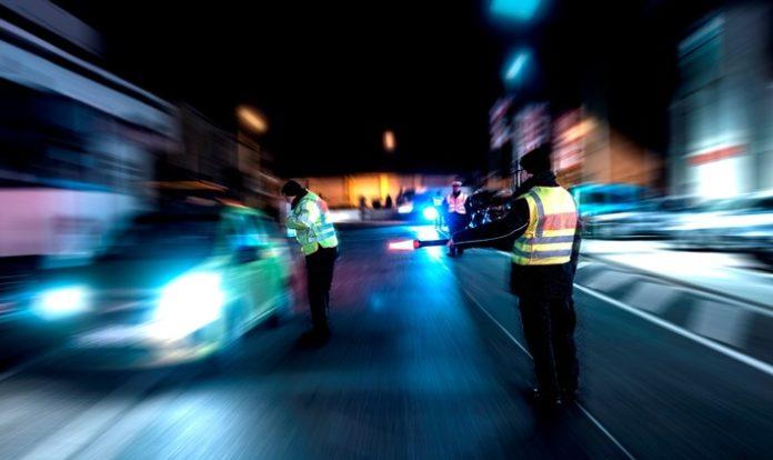Polizeikontrollen in der Saarbrücker Innenstadt