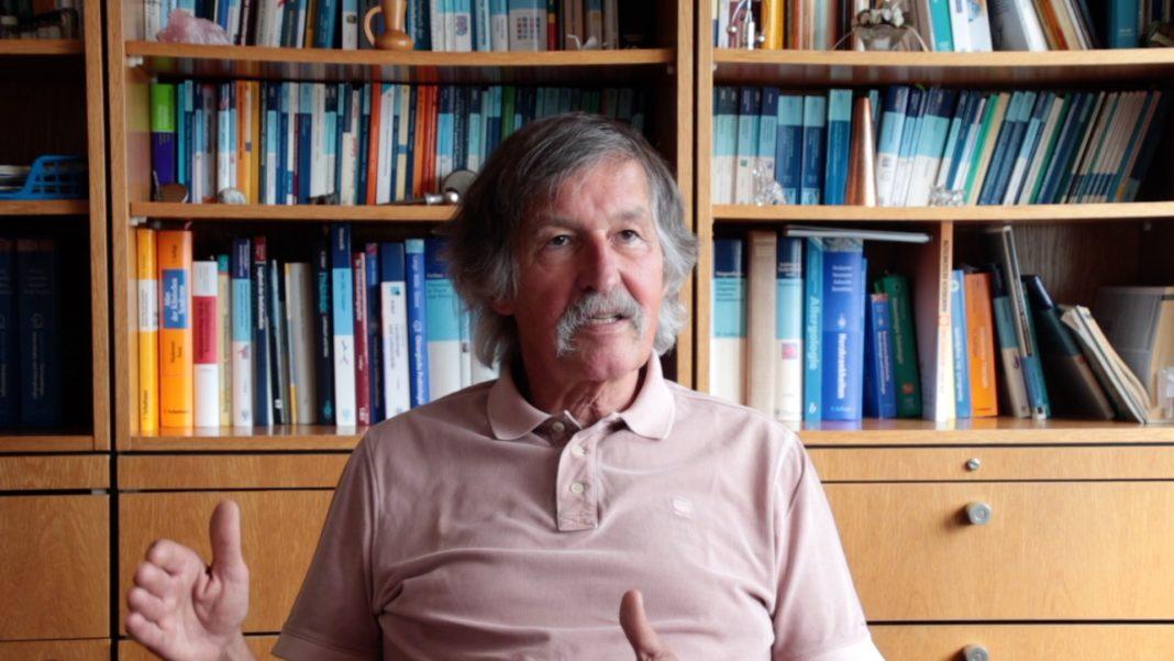 Dr. Ernst Zimmer: Es wird keine zweite Welle kommen