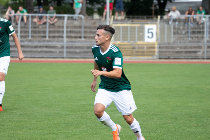 Gianluca Lo Scrudato wechselt zum FK Pirmasens