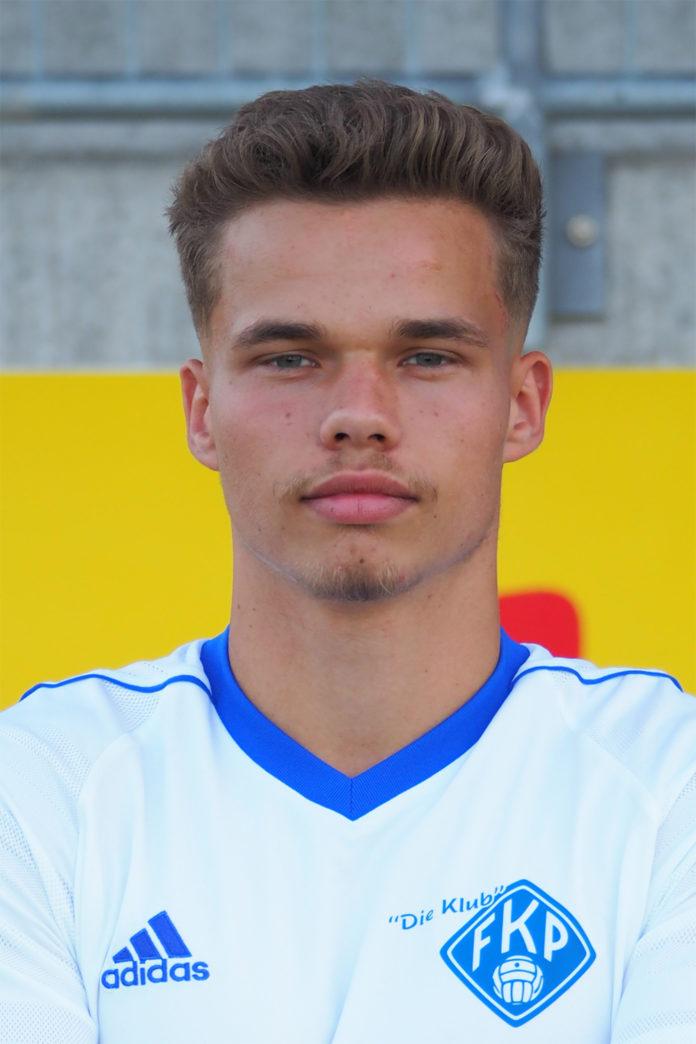 Arne Neufang bleibt bis Sommer 2021 beim FK Pirmasens