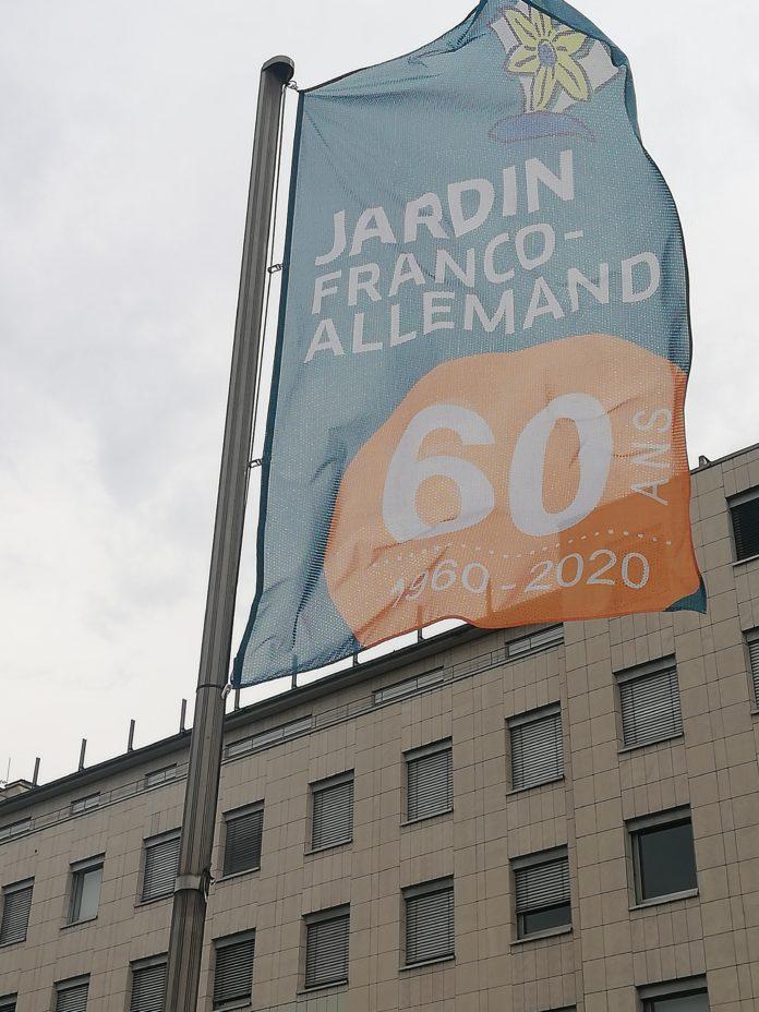 60 Jahre das Ausflugsziel in Saarbrücken - Flanieren im Deutsch-Französischen Garten