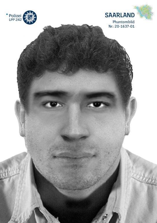 Nach Tageswohnungseinbruch in Riegelsberg - Polizei fahndet mit Phantombild