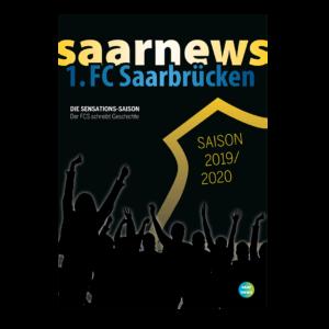 1. FC Saarbrücken - die Wahnsinns-Saison 2019/20