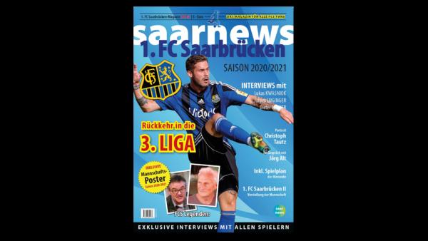 1. FC Saarbrücken Saisonmagazin 2020/21