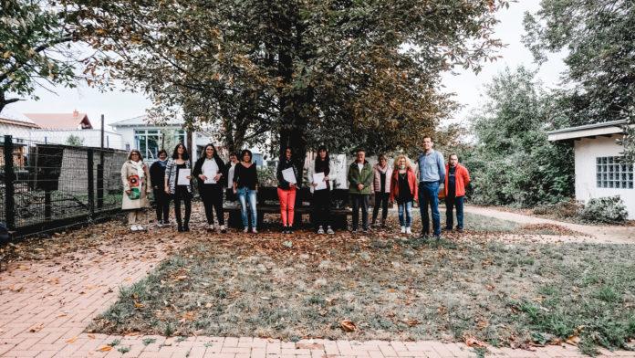 Der Caritasverband Saar-Hochwald e.V. gratuliert seinen Auszubildenden der Altenpflege zum bestandenen Examen