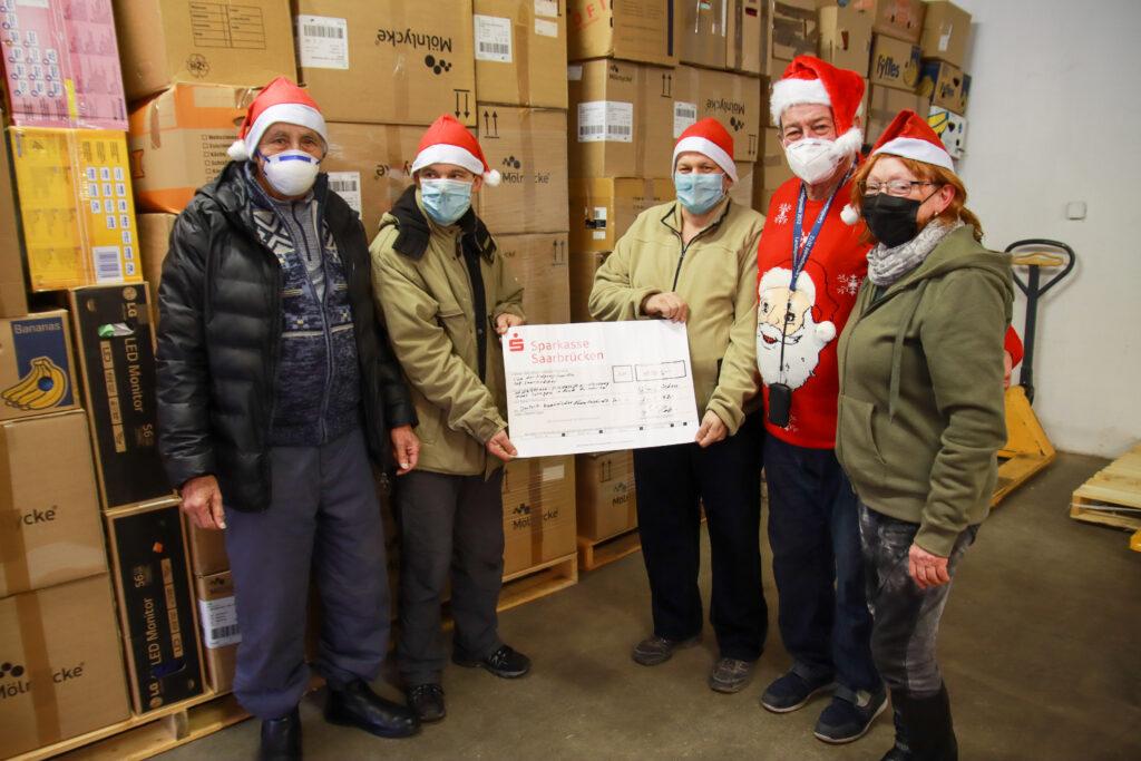 DRFK schickt Weihnachtsgeschenke für 3800 Kinder nach Rumänien