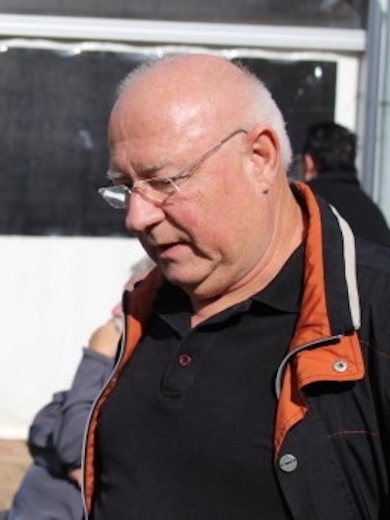 DJK Bildstock trauert um Harald Barth