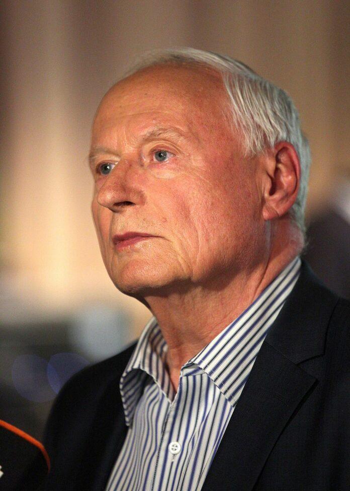 Oskar Lafontaine: Werner Klumpp schrieb saarländische Geschichte