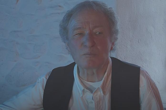 Nur diese Zeile: Wolfgang Winkler veröffentlicht Musikvideo