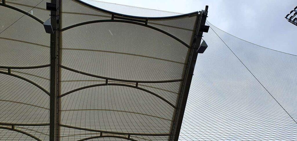 Montage Ballfangnetze