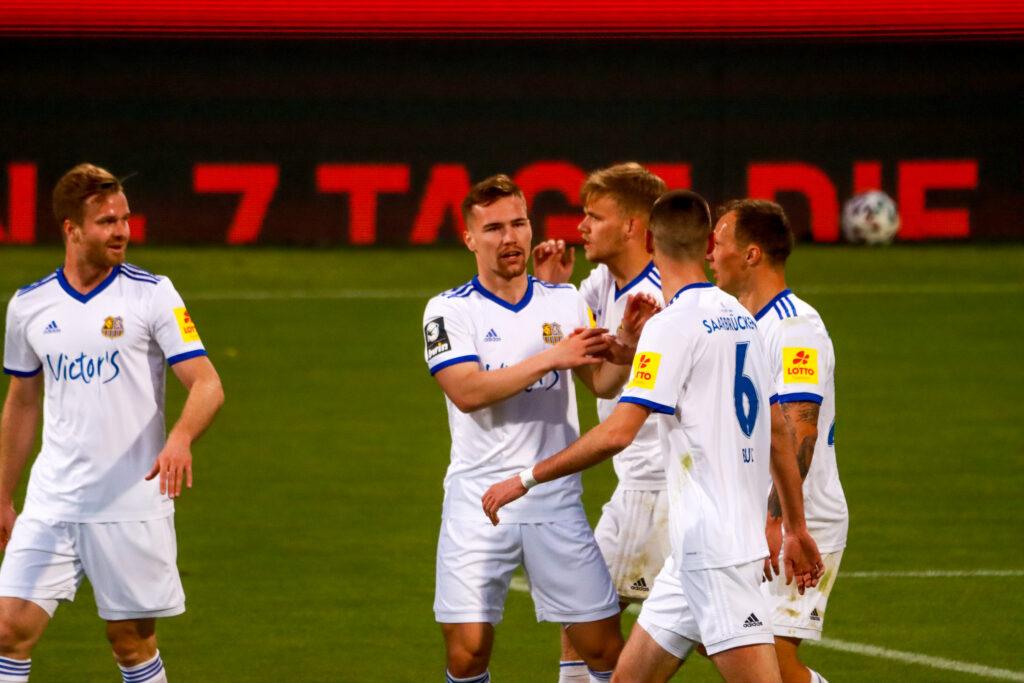 4:0 bei den Bayern – FCS erhöht den Druck auf die Spitze