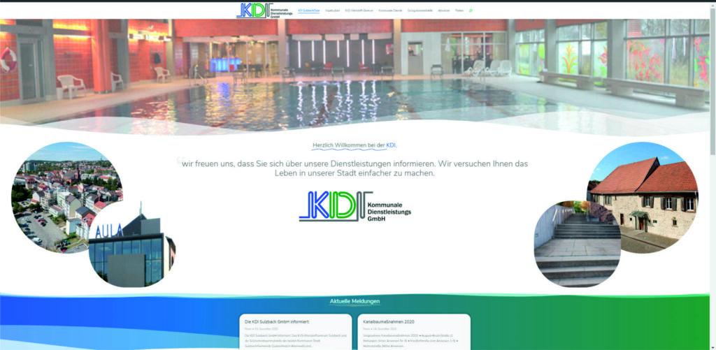 KDI Webseite1
