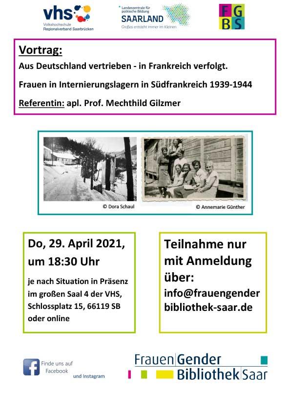Plakat Gilzmer Gurs