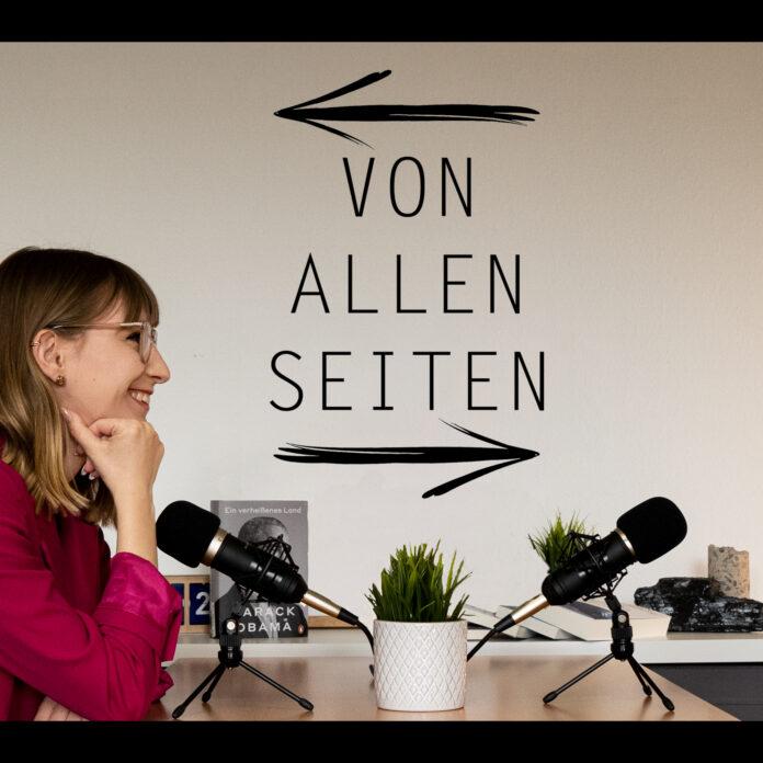 Von allen Seiten - Neuer Podcast der Union Stiftung mit Jeanne Dillschneider