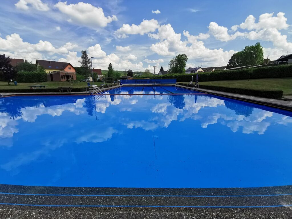 Freibad in Wadern