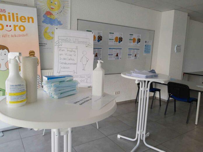 Impfung Sulzbach 2