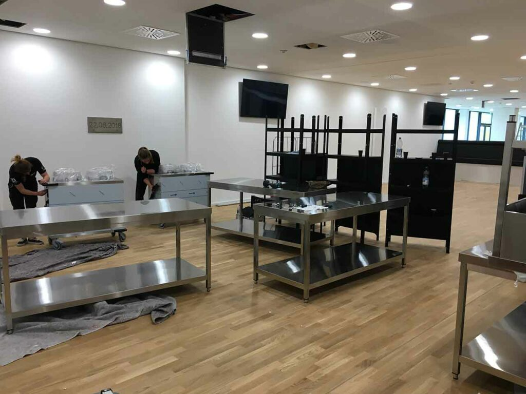 IMG Einrichtung Catering Businessclub