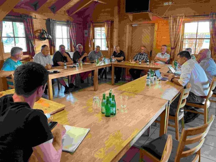 Kreisdialog: SFV Vorstand vor Ort in Berschweiler