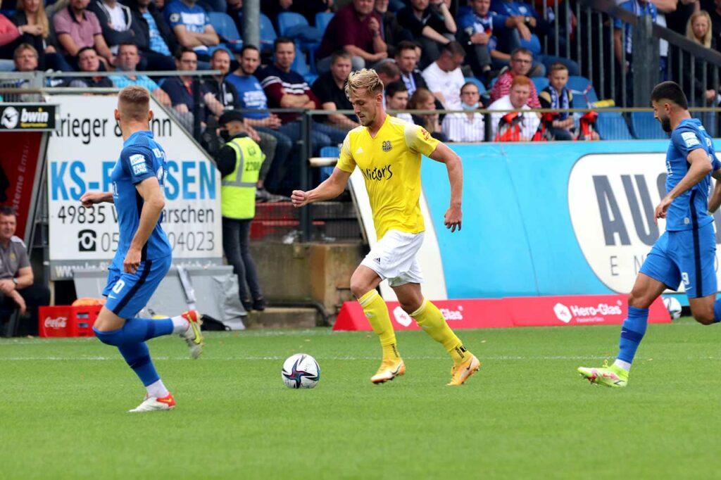 Meppen FCS Groiss