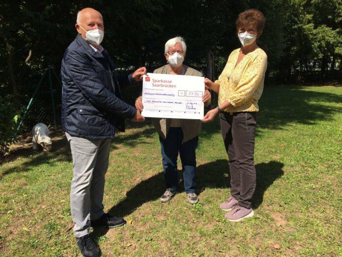 Seniorenbeauftragter Alexander Bungert spendet 1330 Euro