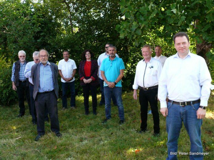 Michael Adam ist neuer Vorsitzender des CDU Ortsverbandes Neuweiler
