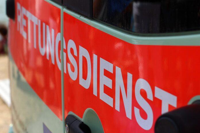 Verkehrsunfall mit Schwerverletztem in Neuweiler