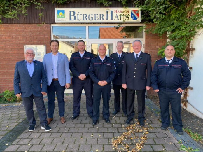 Löschbezirksführung im Löschbezirk Habach der Gemeinde Eppelborn bestätigt