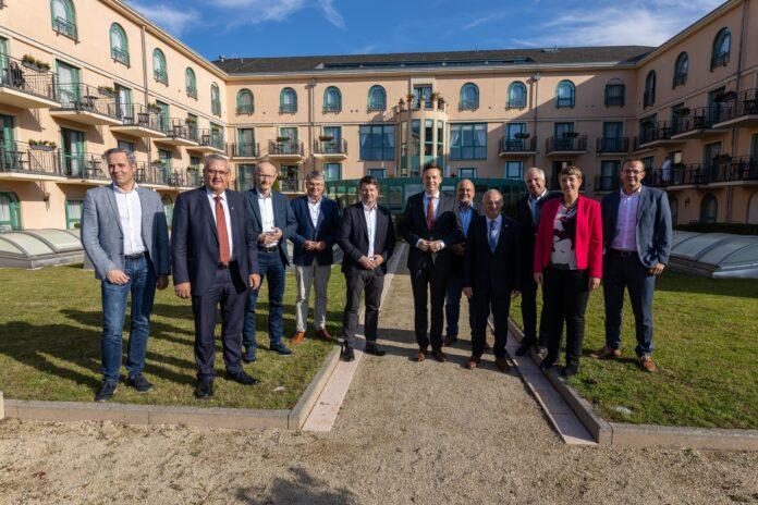 Wirtschaftspolitische Sprecher der Unionsfraktionen tagten in Saarbrücken