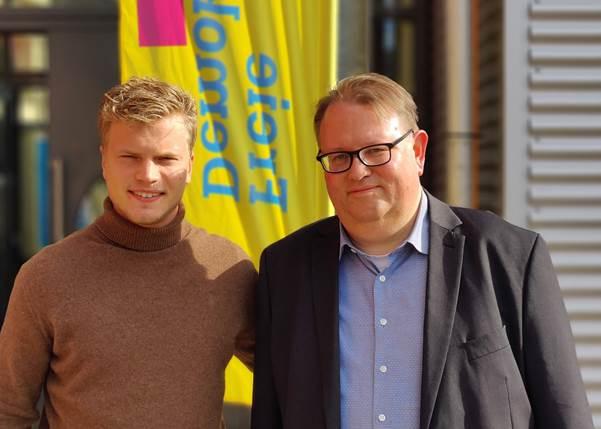 FDP Homburg und Julis Saarpfalz für die Abwahl von Rüdiger Schneidewind